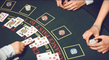 Bäst online casinos för blackjack